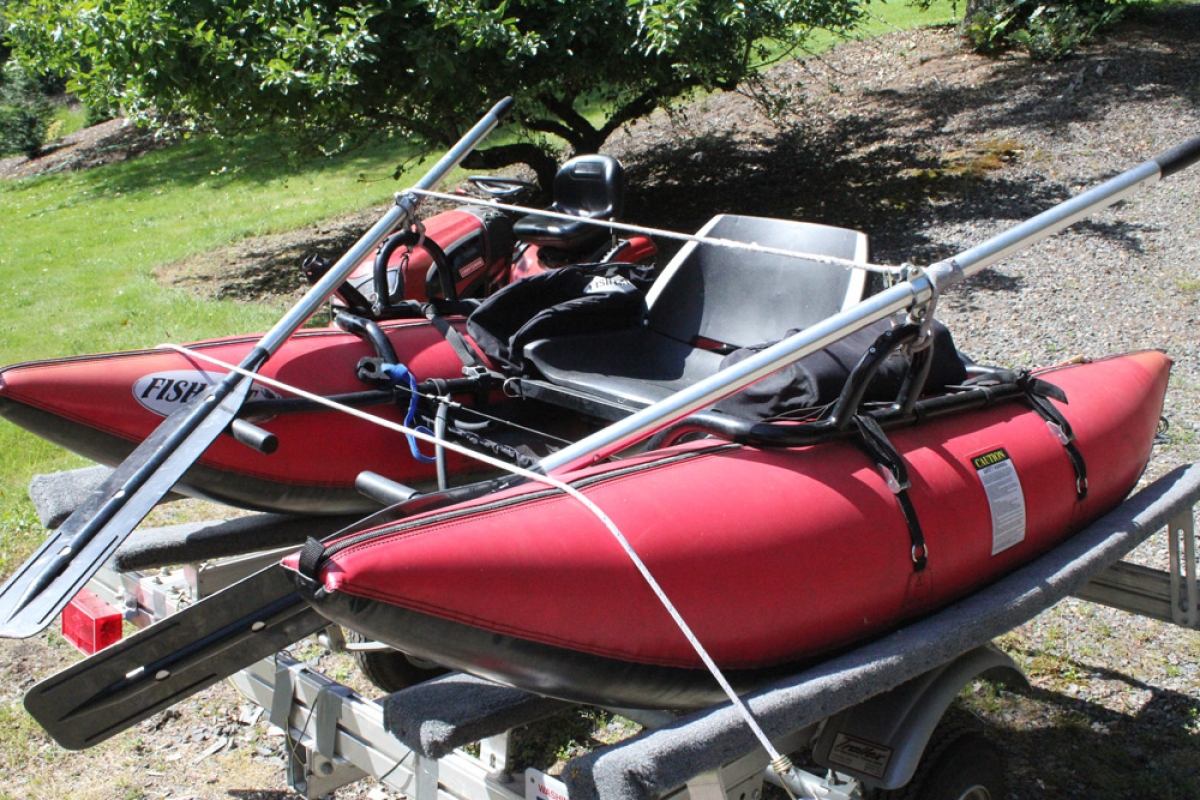 Fish cat 8 39 pontoon pontoon boats boats fly fishing for Fly fishing pontoon