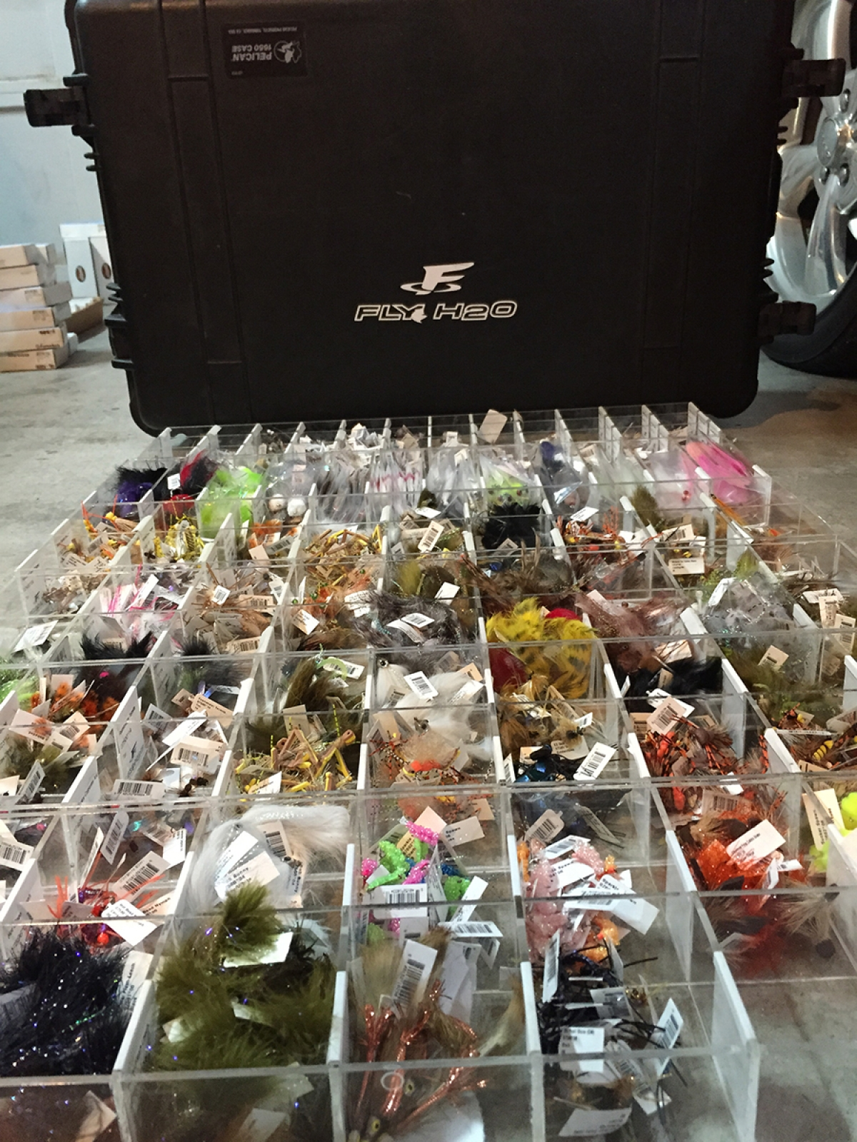 Ultimate Fly Assortment - Fly Fishing Flies (Fly Fishing ... Multimate Assortiment